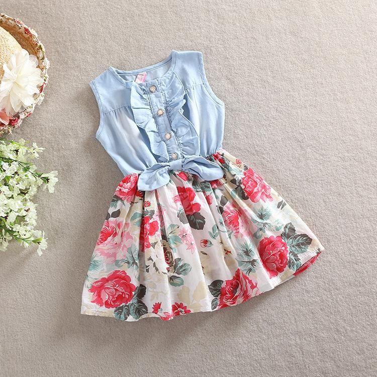 sukienka na lato dziewczynka aliexpress