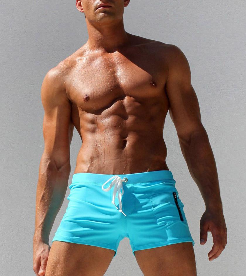 kąpielówki męskie szorty kąpielowe hit aliexpress